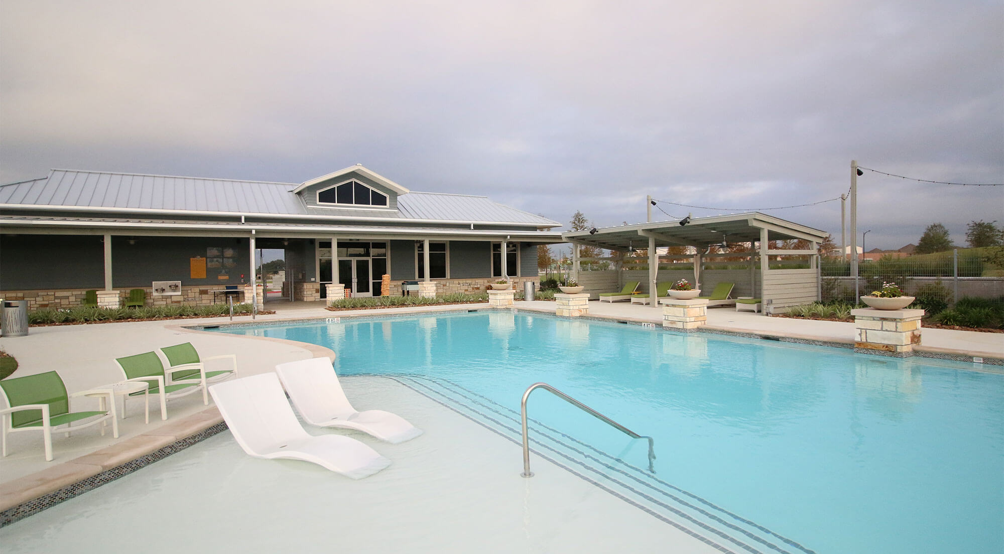 Resort-Style Pool at Camp Pomona